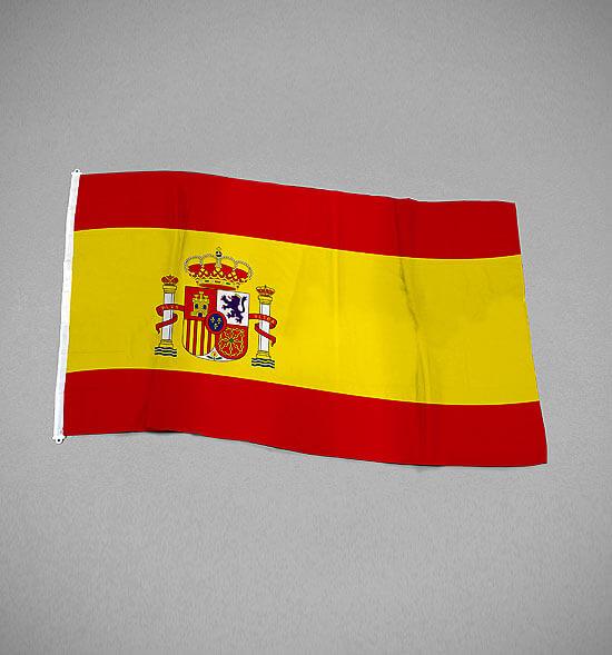 Spanien med vapen