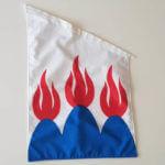 Västmanland flagga